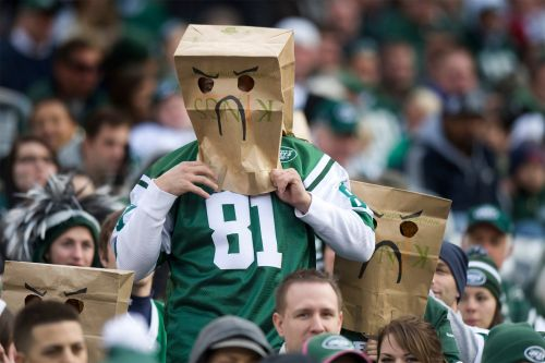 Therapy for a Jets fan: 'I can't take it anymore'