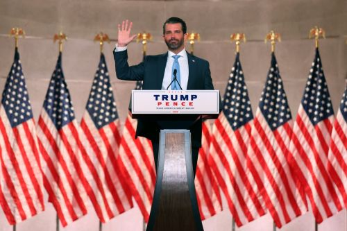 Donald Trump Jr. aides launch super PAC as Georgia worries mount
