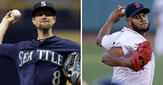 Mariners vs. Red Sox: Live updates as reeling M's try to snap skid at five