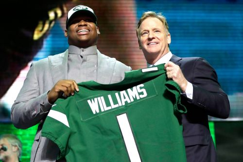 Jets take Quinnen Williams with No. 3 pick in NFL draft