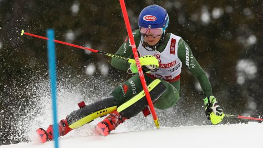 Mikaela Shiffrin makes history after four consecutive slalom world championship win