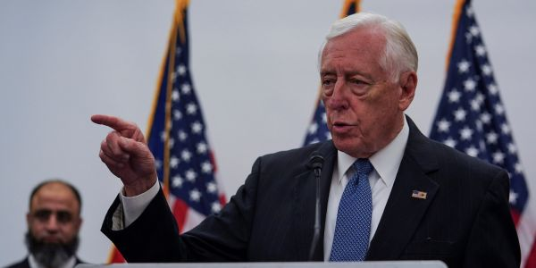 Trump's State of the Union address 'is off' after Pelosi's letter, House Majority Leader Steny Hoyer says