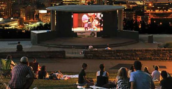 Free movies under the stars! Here are the summer movie schedules for Pittsburgh and Allegheny County parks: