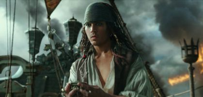 Review: Fifth 'Pirates of the Caribbean' flick fights bloat