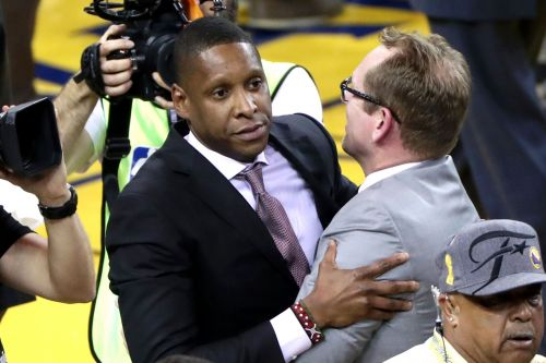 Accusations flying over deputy's altercation with Masai Ujiri