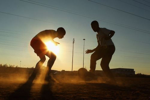 The Scramble for Africa's Athletes