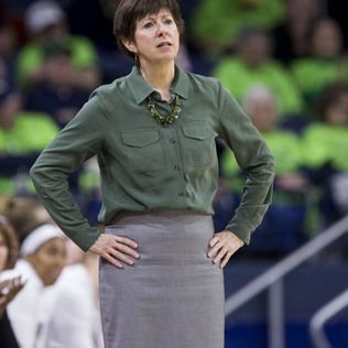 Notre Dame solidifies No. 1 ranking in AP women's hoops poll