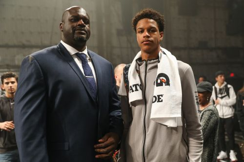 Shaquille O'Neal's son undergoes heart surgery