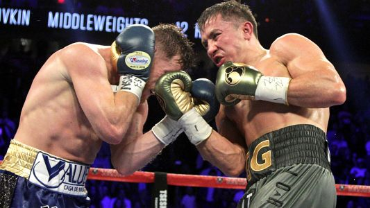 GGG vs. Canelo Alvarez 2 set for Sept. 15