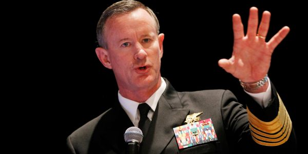Navy SEAL who oversaw the bin Laden raid says China's massive military build-up is a 'holy s--' moment