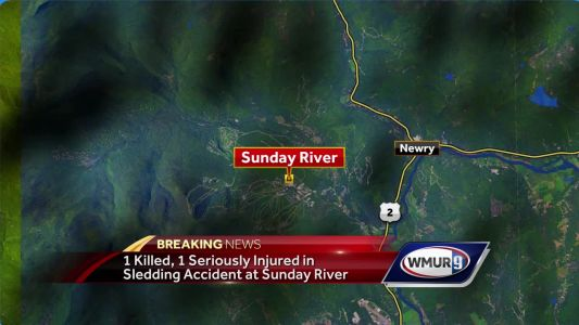 18-year-old from NH killed in inflatable tube accident at ski resort