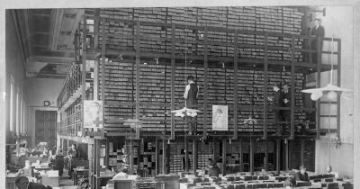'The Card Catalog': New book reminds readers of a vanished world
