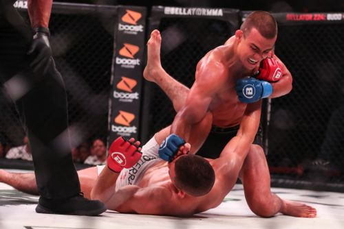 Bellator 222: Phil Hawes talks first win in three years, Bellator future