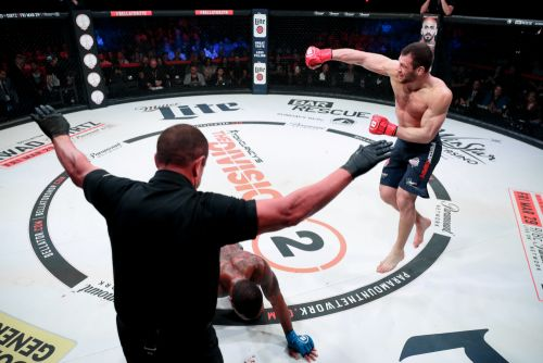 Bellator 218: Anatoly Tokov doesn't remember much about Gerald Harris nearly finishing him