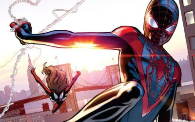 Finally, Miles Morales Will Get to Be a Big Screen Spider-Man