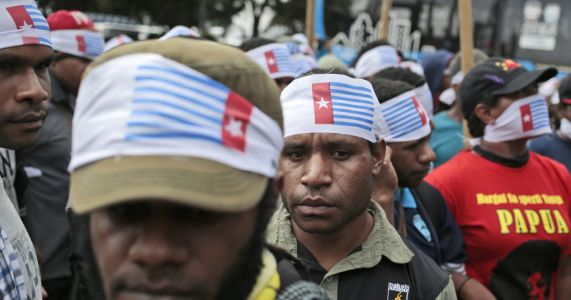 APNewsBreak: Files show birth of Papua independence struggle