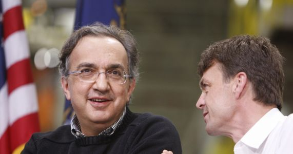 FCA shares dip 4 percent in trading after Marchionne exit