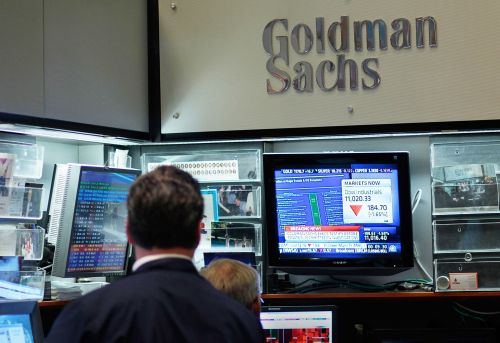 There's been a big shakeup at Goldman Sachs, and it shows how Wall Street's playing catch-up with high-speed traders