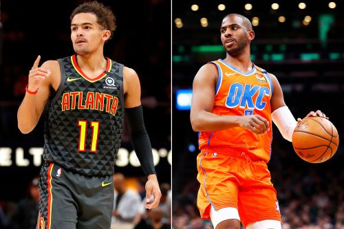 Trae Young, Chris Paul: NBA's star-studded HORSE field is set
