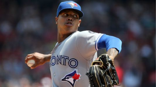 Marcus Stroman clarifies Blue Jays are 'f-ing terrible' comments