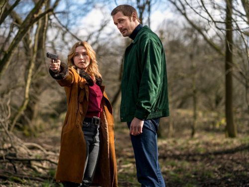 Alexander Skarsgard's new TV show - 'The Little Drummer Girl' - is a stunning spy series, but starts at a glacial pace
