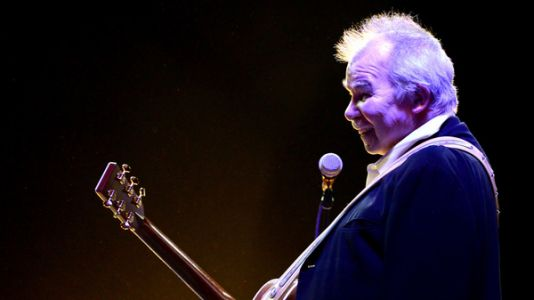 John Prine, Hero Of 'New' Nashville, Dies After Developing COVID-19 Symptoms