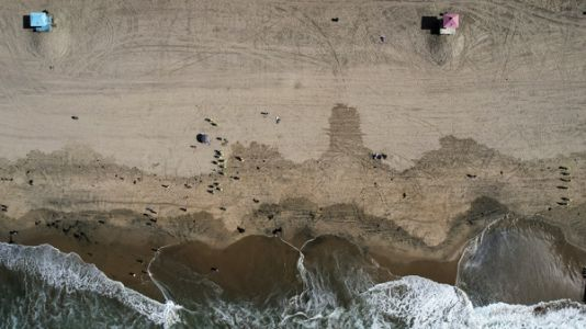 The California oil spill was about 25,000 gallons - one-fifth what officials feared