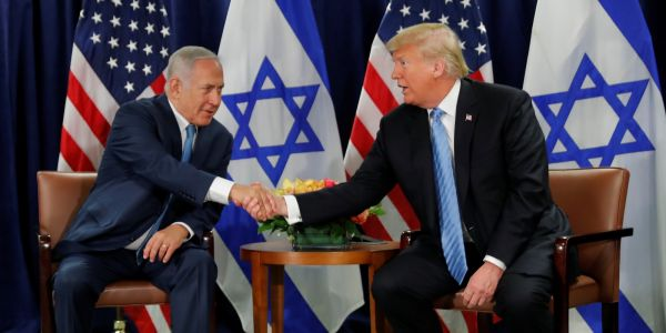Israeli Prime Minister Benjamin Netanyahu, a close ally of Trump, just united with a political party that experts say is like the KKK