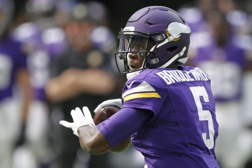 Teddy Bridgewater is officially excited to be a Jet