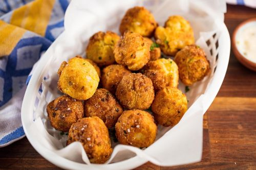 You won't be able to keep hushed about these hush puppies