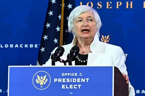 Janet Yellen confirmed by Senate as Biden's Treasury Secretary