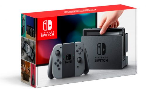 Nintendo Switch has now sold 10 million units globally