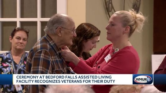 Ceremony recognizes veterans for service