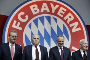 Record turnover: Bayern Munich in good financial health