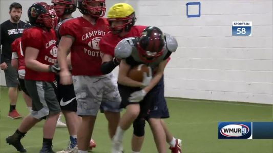 Campbell Cougars ready for D-III title game