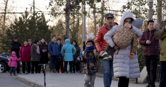Chinese police detain woman suspected of abusing children