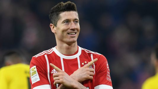 Lewandowski: I used ice hockey trick to score against Leverkusen