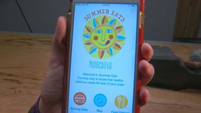 App Connects Hungry Minn. Kids To Free Lunch Programs