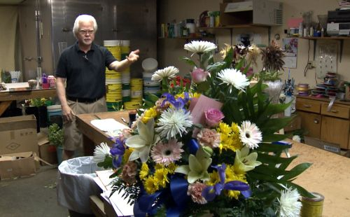 After decades in business, florist closing up shop: