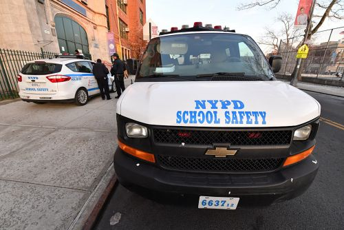 NYPD will bring armed officers back to Queens schools