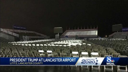 President Trump to make campaign stop in Lancaster County