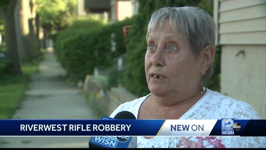 Woman has 'big gun' put to head during Riverwest robbery
