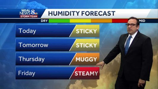 First Summer Heat Wave Possible This Week