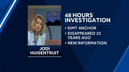 CBS news show to feature disappearance of Iowa news anchor