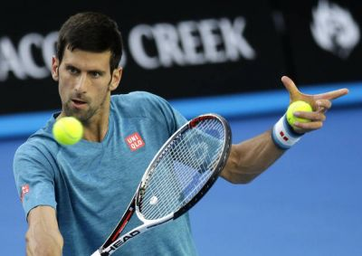 Day 2: Novak, Serena and Co set for 1st-round matches