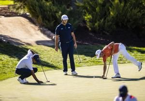 Day withdraws from final round of CJ Cup with neck injury