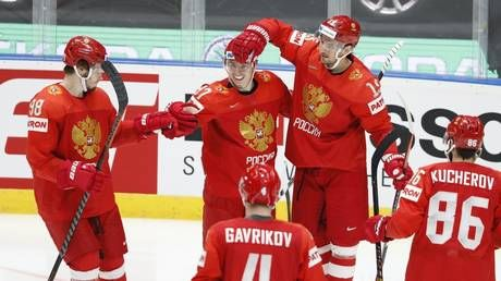 Russia claim shootout win over Czechs to clinch World Championship bronze