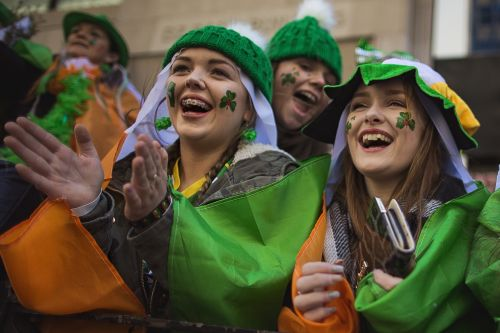 St Patrick's Day parade to kick off in New York City