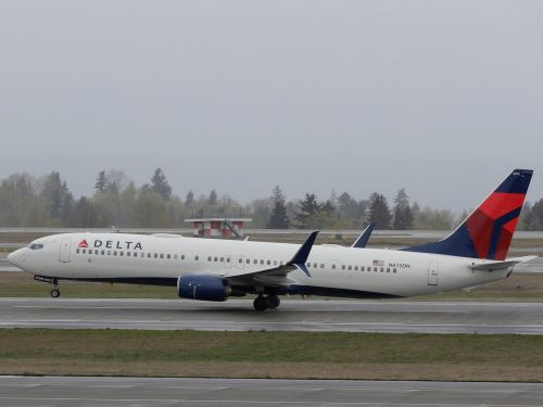 Delta flight makes an emergency landing in Atlanta after smoke came out of an engine