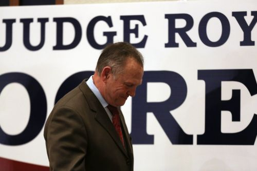 Roy Moore unwilling to concede: 'It's not over'